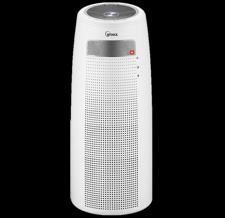 Winix Tower QS Hava Temizleme Cihazı – JBL Hoparlörlü
